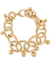 Colville Chunky Chainlink Necklace - Metallic