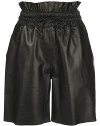 RTA High Waist Shorts - Zwart