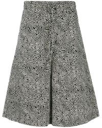 Damir Doma | Printed Shorts | Lyst