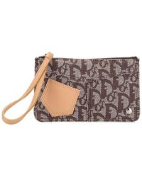 Dior Pouch Trotter Pre-owned - Marrone