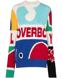 CHARLES JEFFREY LOVERBOY - インターシャセーター - Lyst