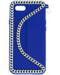 Stella McCartney 'falabella' Iphone 6s Case - Blue