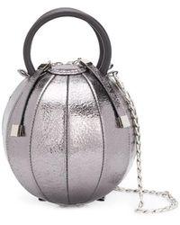 Nita Suri Ball Kleine Tas - Metallic