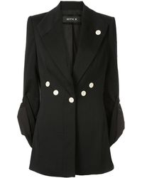 Kitx Ember Button-embellished Blazer - Black