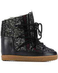 Isabel Marant Nowles ブーツ - ブラック