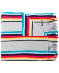 PS by Paul Smith - Classic Stripe Scarf - Lyst