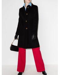 Givenchy - チェーントリム シングルコート - Lyst
