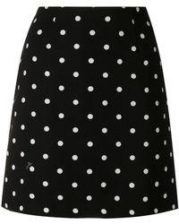 Vivetta - Klee Mini Skirt - Lyst