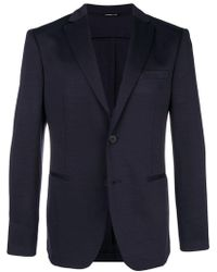 Tonello - Classic Tailored Blazer - Lyst