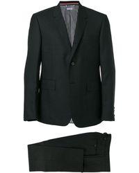 Thom Browne ツーピース ウールスーツ - グレー