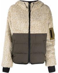Woolrich Curley パデッドジャケット - マルチカラー
