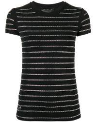 Philipp Plein - Strass T-shirt - Lyst