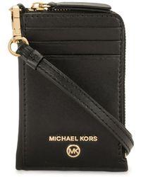 MICHAEL Michael Kors ウォレットバッグ - ブラック