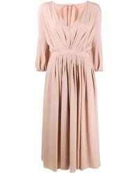 N°21 - プリーツ ドレス - Lyst