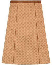 Gucci - GG スカート - Lyst