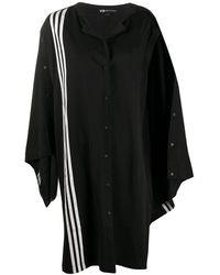 Y-3 - ストライプパネル ドレス - Lyst