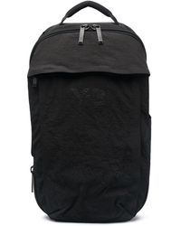 Y-3 Рюкзак С Логотипом - Черный
