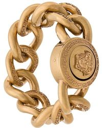 Versace - Tribute Chainlink Cracelet - Lyst