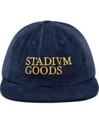 Stadium Goods - コーデュロイ キャップ - Lyst