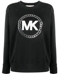 MICHAEL Michael Kors Толстовка С Логотипом - Черный
