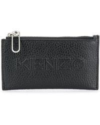 KENZO カードケース - ブラック