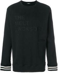 Undercover Graphic print sweatshirt - Schwarz