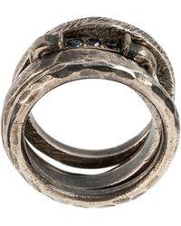 Tobias Wistisen - Key Stone Ring - Lyst