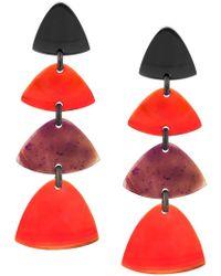 Monies - Drop Earrings - Lyst