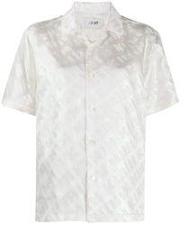 Kirin ロゴ シャツ - ホワイト