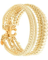 Wouters & Hendrix - My Favourite Multi Chain Bracelet - Lyst