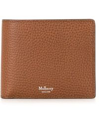 Mulberry Бумажник С Логотипом - Коричневый