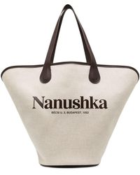 Nanushka Juno ハンドバッグ - マルチカラー