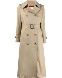 Mackintosh Trenchcoat Met Ceintuur - Naturel
