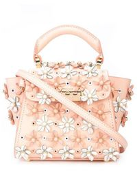 Zac Zac Posen Eartha Mini Crossbody Bag - Pink
