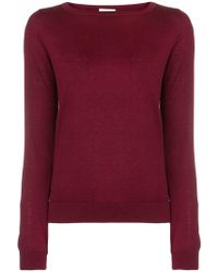 Snobby Sheep - Cashmere Fitted Jumper - Lyst