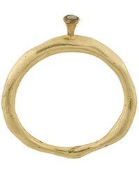 Rosa Maria - Sculpted Ring - Lyst