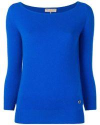 Emilio Pucci カシミア セーター - ブルー