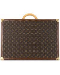 Louis Vuitton ビステン 60 トランクケース - ブラウン