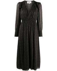 Ba&sh Lucy Dress - Black
