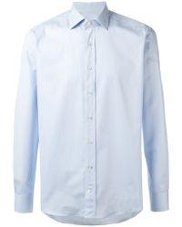 Etro - Plain Shirt - Lyst