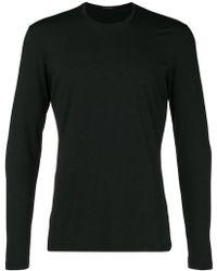 La Perla - Skin Long Sleeve T-shirt - Lyst