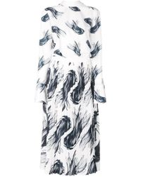 Ioana Ciolacu - Pleated Skirt Jumper Dress - Lyst