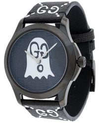 Gucci - グッチゴースト Gタイムレス 腕時計 - Lyst