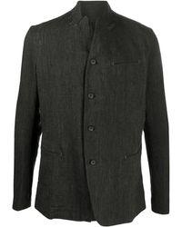 Masnada シャツジャケット - ブラック