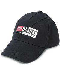 DIESEL - Cappello da baseball con stampa - Lyst