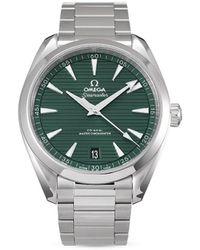 Omega Orologio Seamaster Aqua Terra 2020 mai indossato - Verde