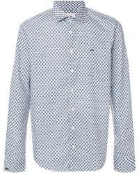 Sun 68 - Printed Style Shirt - Lyst