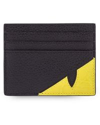 Fendi - Diabolic Eyes カードケース - Lyst