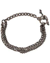 M. Cohen - Braided Chain Bracelet - Lyst