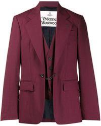 Vivienne Westwood ジャケット - レッド